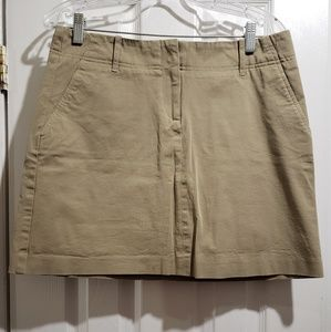 Caking mini skirt size 10